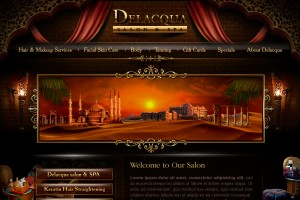 Delaqua Salon and Spa by Edward Malina